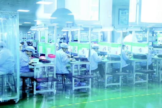贵州翰瑞电子公司: 智能制造新发展