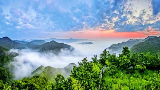 贵州云山风景贴图