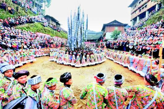 1月25日,榕江县三江乡